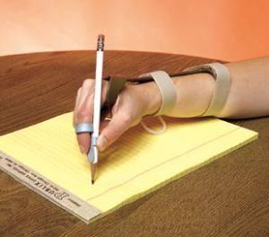 Handi writer writing aid arthritis