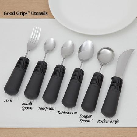 Good Grips Individual Utensils Bendable Eating Utensils